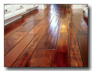 Wood Flooring Floor